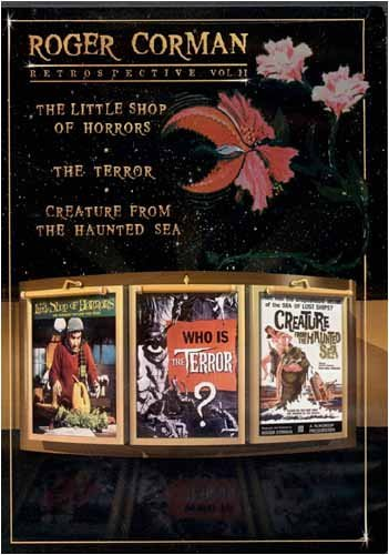 Roger Corman Vol. 2 Retrospective Bw Nr 3 DVD
