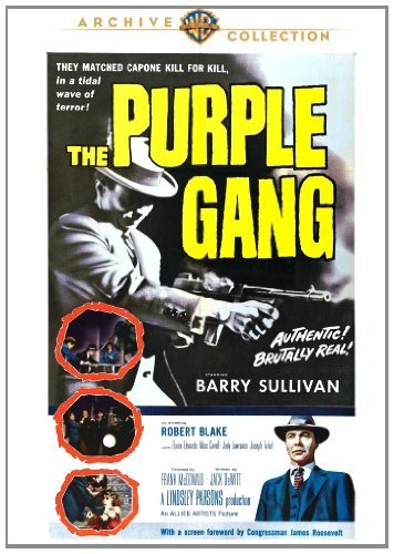 Purple Gang Sullivan Blake Edwards Made On Demand Nr