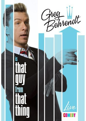 Greg Behrendt Is That Guy From That Thing Ws Nr