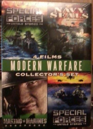 Modern Warfare Collector's Set Modern Warfare Collector's Set Nr 2 DVD