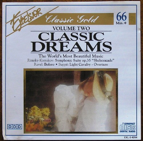Helene Gal Dubravka Tomsic Excelsior Classic Dreams Volume Two