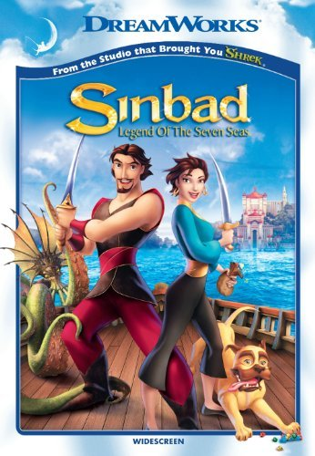 Sinbad Legend Of The Seven Seas Sinbad Legend Of The Seven Seas DVD Pg