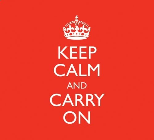Keep Calm & Carry On Keep Calm & Carry On 2 CD