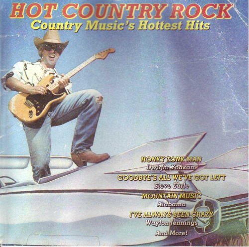 Hot Country Rock Hot Country Rock