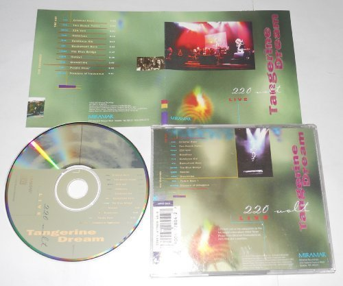 Tangerine Dream 220 Volt Live