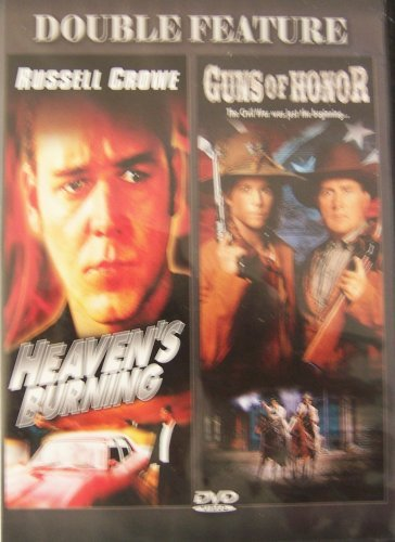 "Unknown Double Feature ""heaven's Burning"" & ""guns Of Honor"