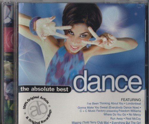 Dance The Absolute Best Dance The Absolute Best