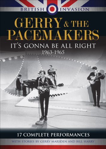 Gerry & The Pacemakers It's Gonna Be All Right 1963 6 Nr