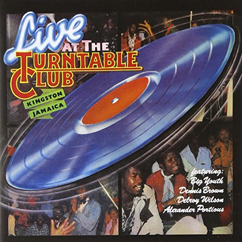 Live At The Turntable Club Live At The Turntable Club