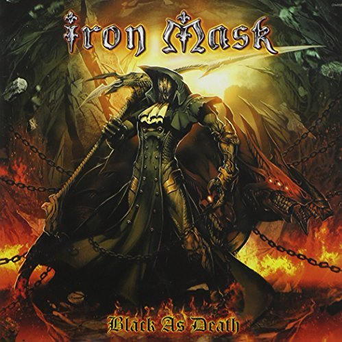 Iron Mask Black As Death