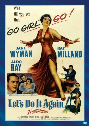 Let's Do It Again Booth Milland Ray DVD R Nr