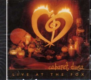 Cabaret Diosa Live At The Fox