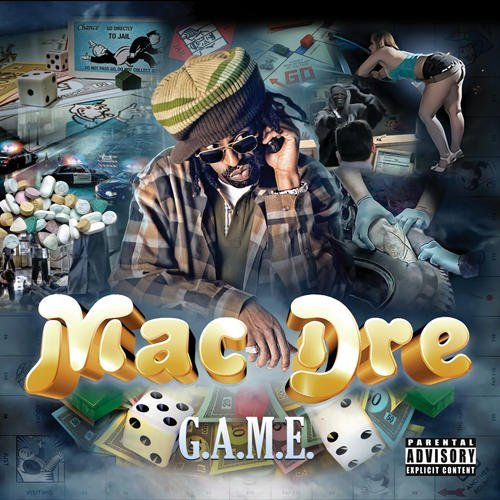 Mac Dre G.A.M.E. Explicit Version