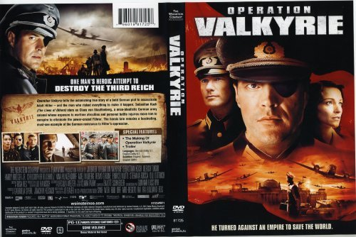 Sebastian Koch Operation Valkyrie [dvd] (widescreen)