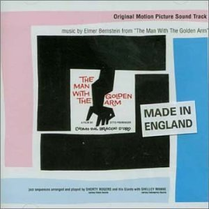 Elmer Bernstein Man With The Golden Arm Import Gbr