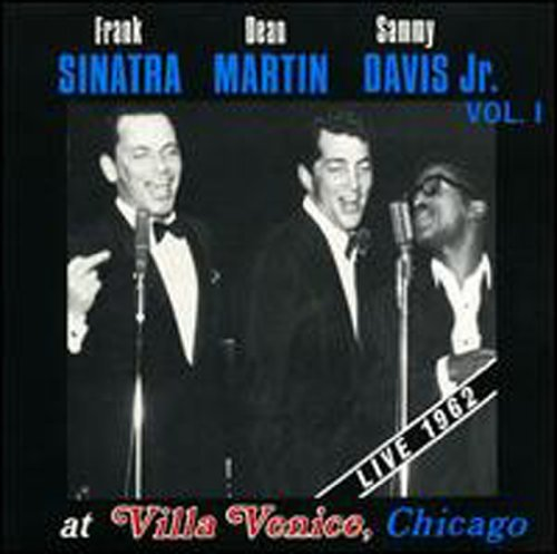 Sinatra Martin Davis Vol. 1 At Villa Venice Chicago