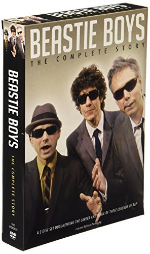 Beastie Boys Complete Story Incl. CD