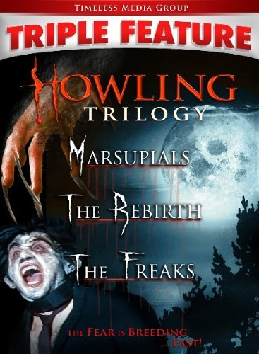 Howling Trilogy Triple Feature Howling Trilogy Triple Feature Pg13