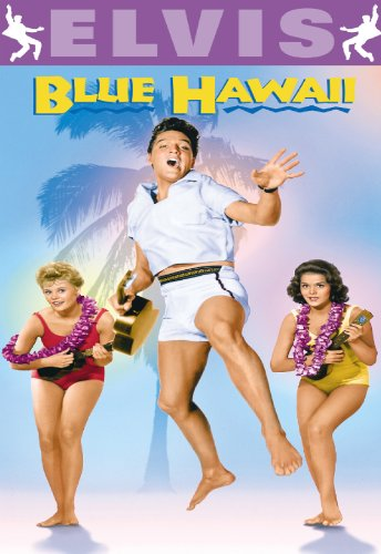 Blue Hawaii Presley Elvis Cc 5.1 Ws Pg