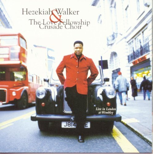 Hezekiah Walker Live In London