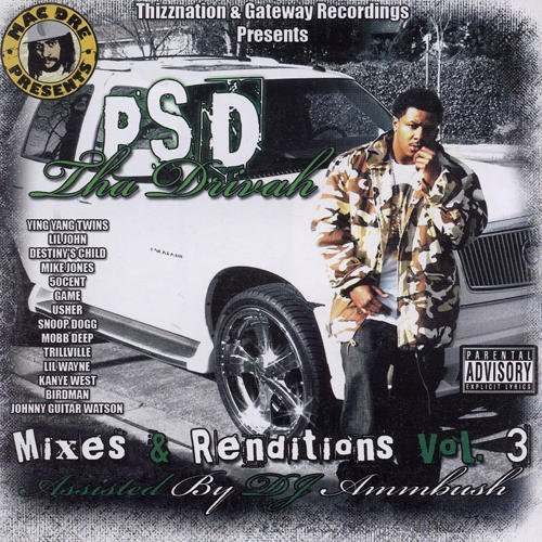 P.S.D. Vol. 3 Mixes & Renditions Explicit Version