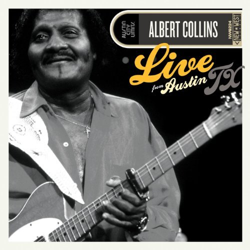 Albert Collins Live From Austin Tx Incl. DVD