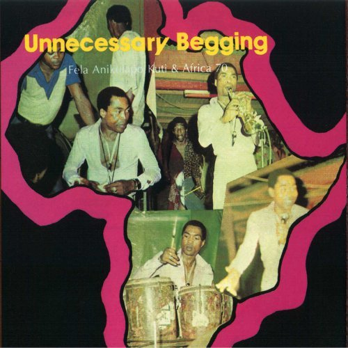Fela Kuti Unnecessary Begging (1976) Joh 4 CD