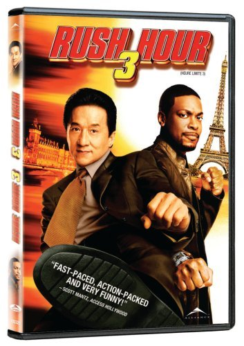 Unknown Rush Hour 3 (2007) DVD