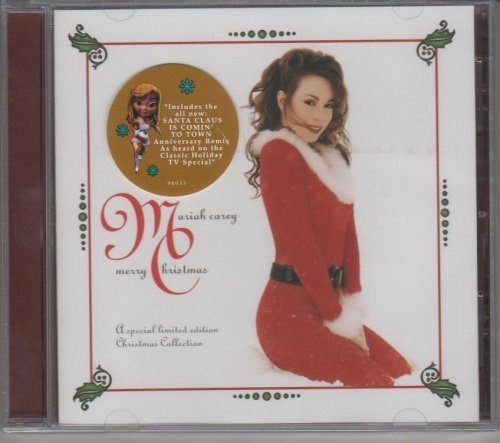 Carey Mariah Merry Christmas 7 Eleven Limited Edition