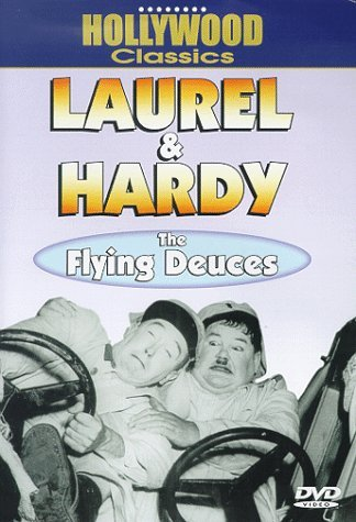 Stan Laurel Oliver Hardy Jean Parker Reginald Gard Laurel & Hardy 1 Flying Deuces