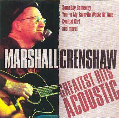 Crenshaw Marshall Greatest Hits Acoustic