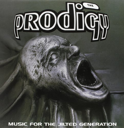Prodigy Music For The Jilted Generatio 2 Lp Set