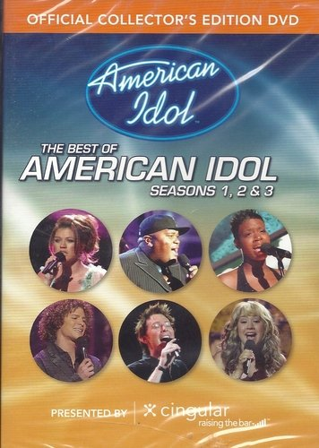 The Best Of American Idol Seasons 1 2 And 3