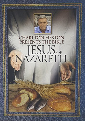 Jesus Of Nazareth Charlton Heston Presents The B Nr
