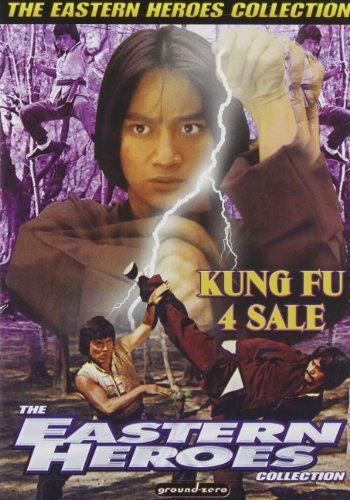 Eastern Heroes Kung Fu For Sale Clr Nr