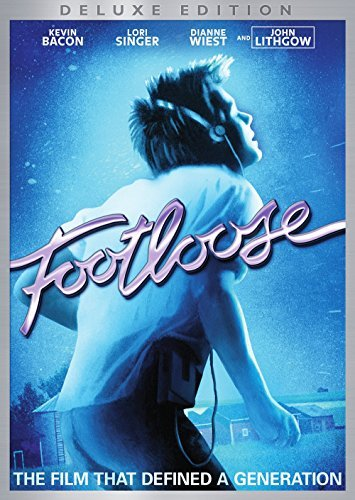 Footloose (1984) Bacon Singer West DVD Pg Ws