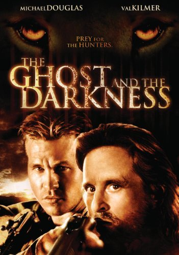Ghost & The Darkness Douglas Kilmer DVD R