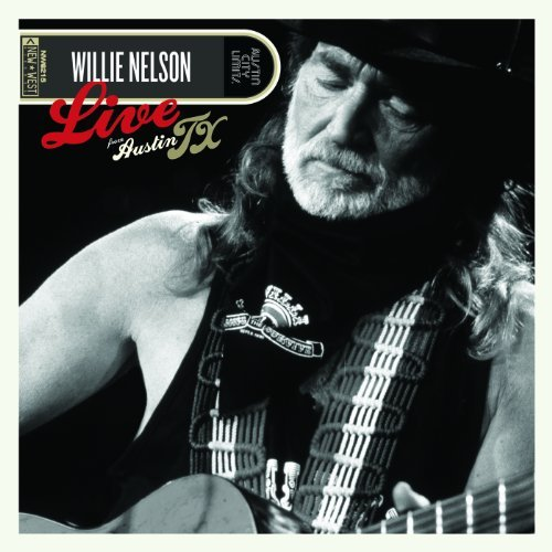 Willie Nelson Live From Austin Tx Incl.Dvd