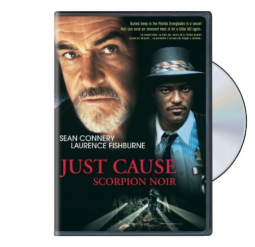 Just Cause Connery Fishburne Capshaw Unde Bilingual Edition