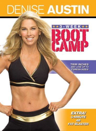 Denise Austin 3 Week Bootcamp Nr