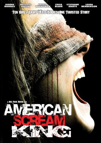 American Scream King Hodges Reiseg Wightman Nr