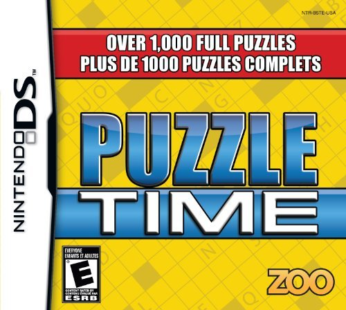 Nintendo Ds Puzzle Time