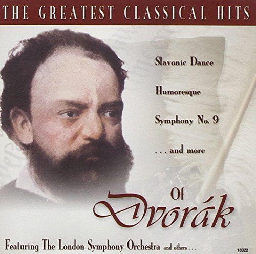Antonin Dvorák Greatest Classical Hits Of Dvo