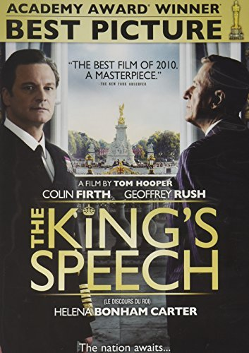 The King's Speech Firth Rush Bonham Carter