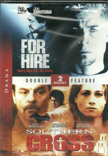 For Hire Sothern Cross Double Feature