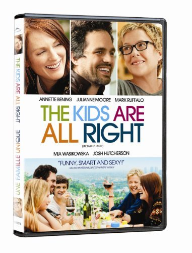 Kids Are All Right Bening Moore Ruffalo Ws