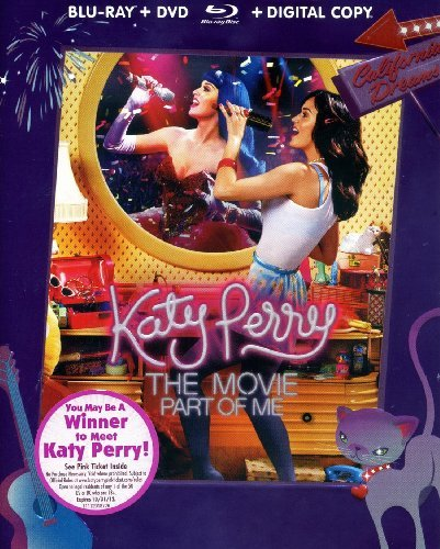 Katy Perry The Movie Part Of Me Limited Edition Katy Perry The Movie Part Of Me Limited Edition