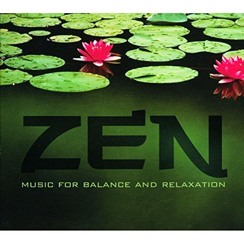 Avalon Artists Zen Music For Balance & 2 CD