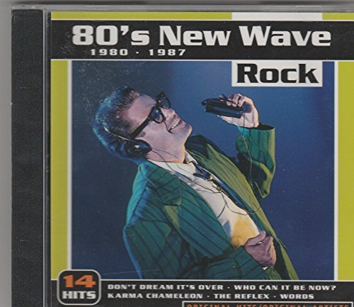 80's New Wave Rock 1980 1987 80's New Wave Rock 1980 1987