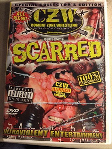 Czw Combat Zone Wrestling Scarred Clr Nr
